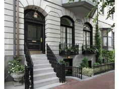 The Benjamin Mansion, one of the most lavish homes in Boston