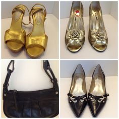 Prada, Nine West, Kenneth Cole & much more for sale on eBay. Go to User ID: Fashion Boutique 29. Thank you.