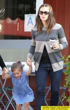 Jennifer Garner Daughter Seraphina
