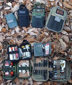 Maxpedition Urban Wallet Micro Pocket Mini Pocket Fatty Pocket Organizer EDC
