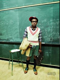 Miss Spectacles: Donald Glover - Rockin' the Ray Bans Childish Gambino Childish Gambino, Atlanta Series, What To Wear Today, How To Wear, Gq Style, Nerd Style, Donald Glover, Renaissance Men, Record Producer