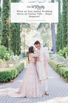 Do we have a treat for you!!! This jaw-dropping wedding was inspired by Villa Montalvo's Italian architecture (you'll never believe this venue isn't in Italy!) and is one you seriously do not want to miss. It's one of FIVE weekend events this beautiful couple hosted for their guests and let's just say…we're amazed by every little detail! ✨  LBB Photography: @michelebeckwith  #indianwedding #italianvillawedding #rusticwedding #weddinginspiration Weekend Events, Italian Villa, Wedding Inspiration, Wedding Ideas, Italy Wedding, Beautiful Couple, Rustic Wedding, Indian, Weddings