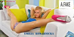 EMILKA  KOMARNICKA - aktorka .