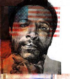 vintage soul...Marvin Gaye