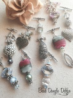 Handcrafted Beaded Jewelry for Sale in CT | Bead Dangle Design