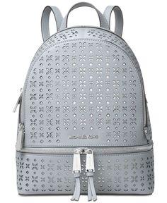 Michael Michael Kors Rhea Zip Medium Backpack. Pinterest:@JORDANLANAI