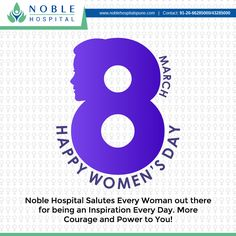 More Courage and Power to You! # Happy Women's Day