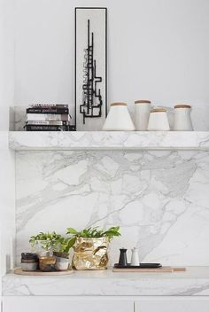 Inspiration for the use of Dekton Aura. Re-create this look with the added benefit of heat, stain, scratch, abrasion, UV & chemical resistance