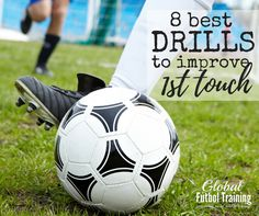 First Touch, Passing & Finishing are the 3 most important skills in soccer…