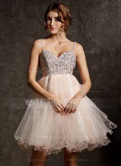 A cute Prom or Homecoming Dress