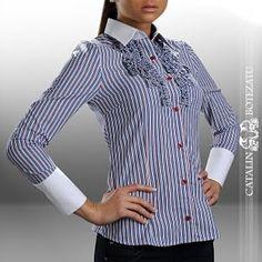 Camasa la Pret Cool - Camasi femei Catalin Botezatu Shirt Dress, Fii, My Style, Jeans, Mens Tops, Shirts, Dresses, Fashion, Manish