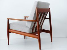 Set of two Easy chairs from Greta Jalk.