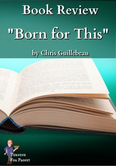 """My review of """"Born for This"""" by Chris Guillebeau. Have you ever been so absorbed in a project that you lost track of time? That is one of the keys in """"Born for This"""" a guide to finding your perfect career. Learn my thoughts on this book and why it'd be a good addition to your collection. My Career, Career Change, Career Goals, Focus On Yourself, Finding Yourself, Strive For Success, Wood Turning Projects, Personal Goals, Book Reviews"""