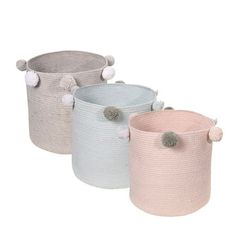 For all Bubbly Rug Fans some matching Bubbly baskets Everything ordered today will be shipped tomorrow (limited stock) Discover the baskets via the link in bio or www.komodonokuni.com (Category: Lorena Canals)
