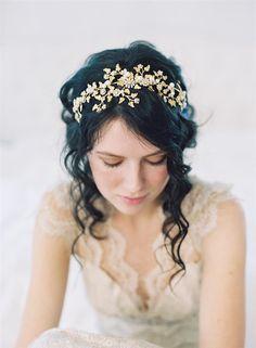 Exquisite Bridal Hair Accessories from Erica Elizabeth Designs