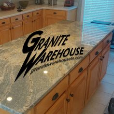 Free quotes for your granite kitchen are available on our website! #Tennessee #granite #nashville #memphis #kitchen #remodel