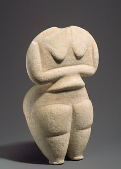 Steatopygous female figure [Cycladic] (1972.118.104) | Heilbrunn Timeline of Art History | The Metropolitan Museum of Art