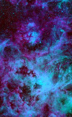 soy linda no? #la galaxia puede ser de muchos colores pero siempre es bonita
