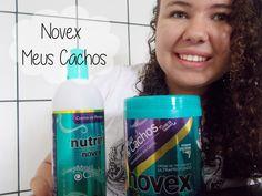 Novex Meus Cachos – mascara de hidratação e creme para pentear. Link: https://ulalahmundo.wordpress.com/2015/05/19/novex-meus-cachos-mascara-de-hidratacao-e-creme-para-pentear/