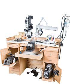 Jeweler's Benches | Bench Jeweler's Tools | Stuller | Stuller