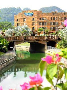 Sunway Lost world Hotel - Perak Malaysia Recreation: Hot Springs, Spa, Water Park, Amusement Park, Tiger Valley, Tin valley