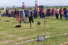 The Wild Clover Archery Club is now a fully constituted member of the Western Province and national archery communities. The range is set to competition. Archery Club, Competition, Activities
