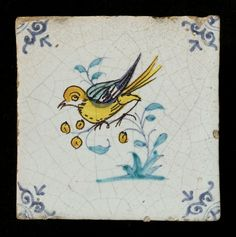 Delft Tiles, Mosaic Tiles, Art Populaire, Antique Tiles, Clay Tiles, Handmade Tiles, Wall And Floor Tiles, Decorative Tile, Fabric Wallpaper