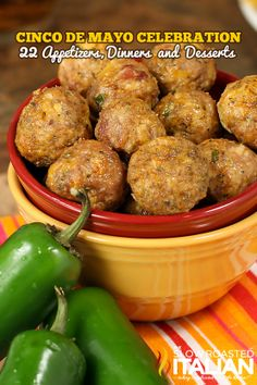 Top 22 Cinco De Mayo Celebration Appetizers, Dinners and Desserts