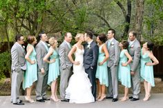 Mint Green Bridesmaid Dresses By Lhc Couture Www Lhccouture Com
