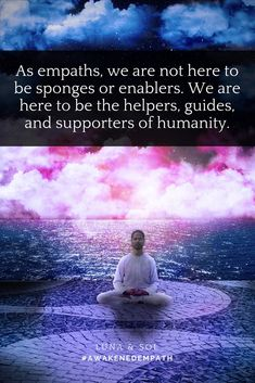 Dear empath, here's what you need to know about your life purpose (click for more)
