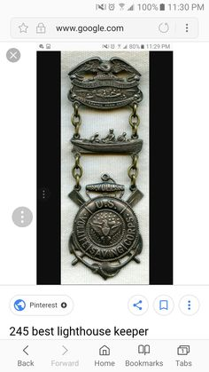 Lighthouse Keeper, Bookmarks, Accessories, Marque Page, Jewelry Accessories