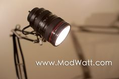 camera lens lamp - Google Search