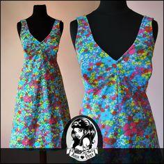 Vintage 1960 MOD Twiggy Print Scooter Sun Backless Bra Swim Style Dress #vintage #mod #dress http://www.ebay.co.uk/itm/Vintage-1960s-MOD-Twiggy-Print-Scooter-Sun-Backless-Bra-Swim-Style-Dress-Size-16-/371535615542?ssPageName=STRK:MESE:IT