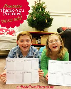 December Free Printable - Made From Pinterest