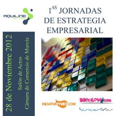 #MuEstEmp - Link a las ponencias y grupos en las distintas redes de la Jornada de Estrategia Empresarial. Murcia 28 Noviembre  (Perfiles de los ponentes incluidos)