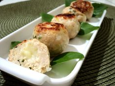 Almôndegas de Frango com Catupiry | Cozinha em Cena