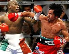Mayweather Vs Pacquiao May 2..  Finally it's going to Happen!!!