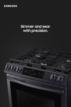 From the flexibility of our cooktop to the size of  our oven, every detail simplifies your meal prep.  Home Decor Kitchen, Diy Kitchen, Kitchen Gadgets, Home Kitchens, Kitchen Design, Cooking Gadgets, Major Kitchen Appliances, Kitchen Stove, Slide In Range