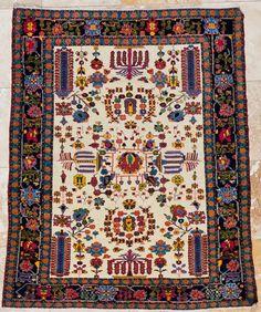 15035-4'x5'  Persian Bakhtiari