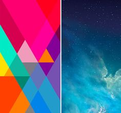 Free IOS 7 wallpaper to download