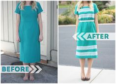 The Pretty Life Anonymous: Pinned/Tried/Loved It: DIY No-Sew Lace Dress