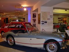 Classic cars at Malta car museum. You should visit this amazing museum, when you travel to Malta :)