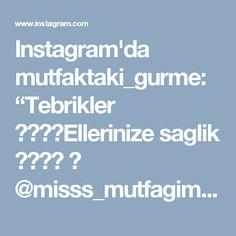"""Instagram'da mutfaktaki_gurme: """"Tebrikler 👏👏👏👏Ellerinize saglik 🌹🌹🌹🌹 👉 @misss_mutfagim - Selam canlar 😊 Misss gibi KARAKÖY POGACA👌 Denemeyen kalmasın derim 👌 1pk oda…"""""""