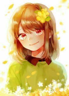 Undertale Comic Funny, Anime Undertale, Undertale Cute, Frisk, Chara, Blonde Anime Girl, Fanfiction, Fan Art, Life Is Strange