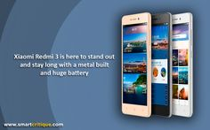 2015 saw the launch of many good smartphones that stole the show. This year, Xiaomi seems to be turning heads early with the launch of Xiaomi Redmi 3, which comes with a huge 4100 mAh battery power, b
