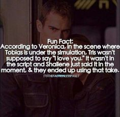 Divergent Fun Fact