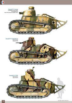 франция Military Ranks, Military History, Military Vehicles, Air France, Ww1 Tanks, Tank Warfare, Tank Armor, Model Tanks, Armored Fighting Vehicle