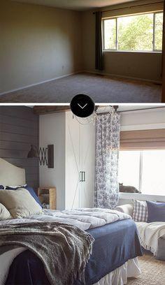 ホームセンターで叶う!たった2ヶ月で寝室をホテルのようにセルフリノベーション♡ | iemo[イエモ] | リフォーム&インテリアまとめ情報