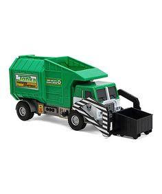 Look what I found on #zulily! Tonka Mighty Motorized Garbage Truck #zulilyfinds