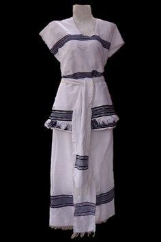 Oromo cultural dress.  A tribute to my culture. :-)